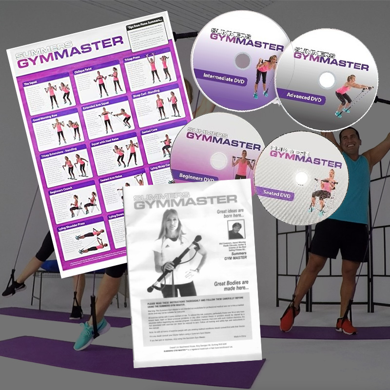 GymMaster Extras